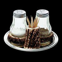 Menage Salz und Pfeffer